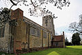 Church of St Mary Hatfield Broad Oak Essex England - from the northeast.jpg