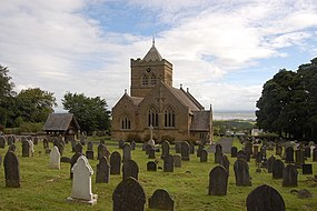 Church of St Mary the Virgin at Halkyn - geograph.org.uk - 936275.jpg