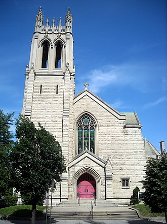 Swedenborgian Church of North America - Church of the Holy City in Washington, D.C.