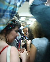 Circle Line Party getting pretty crowded (2540701648).jpg