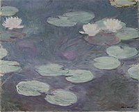 Claude Monet - Waterlilies (Rome).jpg