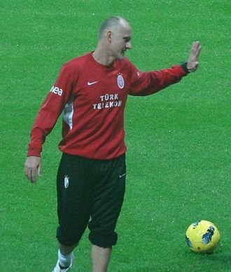 Cláudio Taffarel - Taffarel with Galatasaray in 2012