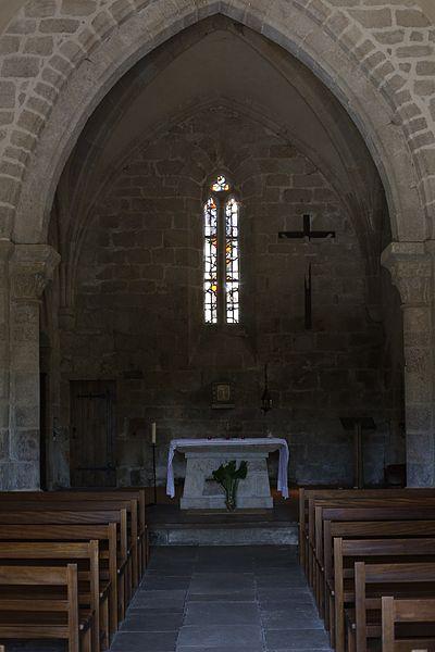 Église Notre-Dame de Clergoux.