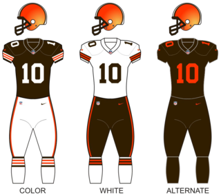 Cleveland Browns National Football League franchise in Cleveland, Ohio