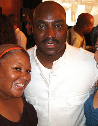 Clifton Powell - Powell in May 2007