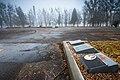 Cmentarz żołnierzy Armii Czerwonej w Braniewie - panoramio.jpg