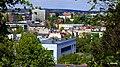 Cmentarz Bohaterów Bydgoszczy, Wzgórze Wolności, Bydgoszcz. Widok miasta z cmentarza - panoramio.jpg