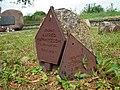 Cmentarz parafialny-kwatera wojenna żołnierzy I Wojny Światowej 7.jpg