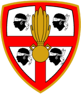 CoA mil ITA mec Bde Granatieri di Sardegna.png