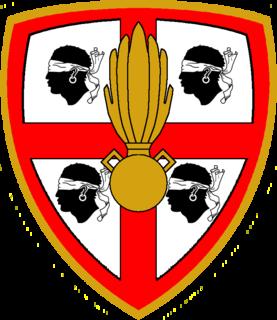 Granatieri di Sardegna Mechanized Brigade