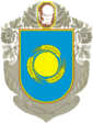 Coat of arms of 切爾卡瑟州