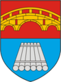 Coat of Arms of Masty, Biełaruś.png