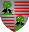 Coat of arms of Esch-sur-Sûre