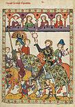 Codex Manesse Heinrich von Breslau