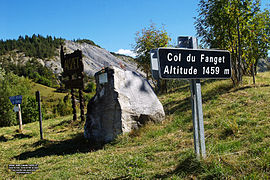 The Col de Fanget