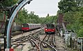 Colindale tube station MMB 01 1995 Stock.jpg