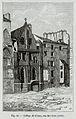Collège de Cluny, rue des Grès, 1820.jpg