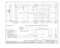 Colonel Paul Wentworth House, Dover Street (moved to MA, Dover), Dover, Strafford County, NH HABS NH,9-SALFA,1- (sheet 35 of 41).png