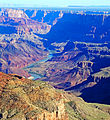 Colorado River from Navajo Point, Grand Canyon AZ 9-15 (21783983370).jpg