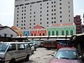 Colourful Shophouses, Kuala Lumpur 28 July 2013.JPG