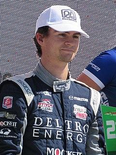 Colton Herta American racing driver