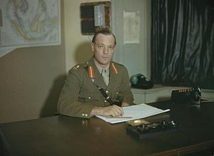 Robert Laycock - Robert Laycock in 1943.