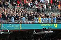 Community Shield 44 - Runners up get their medals (14884651572).jpg