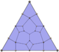 Concertina cube triangle shadow; blue.png