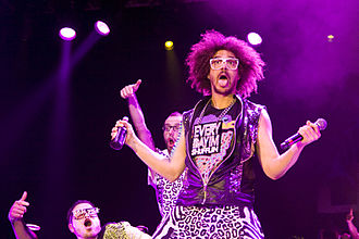 Redfoo - Redfoo performing in 2012