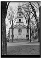 Congregational Church, Main and Seymour Streets, Middlebury, Addison County, VT HABS VT,1-MIDBU,1-2.tif