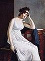 Constance Mayer, Self-Portrait. Oil on canvas. Bibliothèque Marmottan.jpg