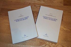 Treaty establishing a Constitution for Europe - Draft of the Treaty establishing a Constitution for Europe, 17 June 2004