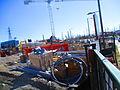 Construction east of Old Easteren Avenue, 2016 03 19 (11) (25915439415).jpg