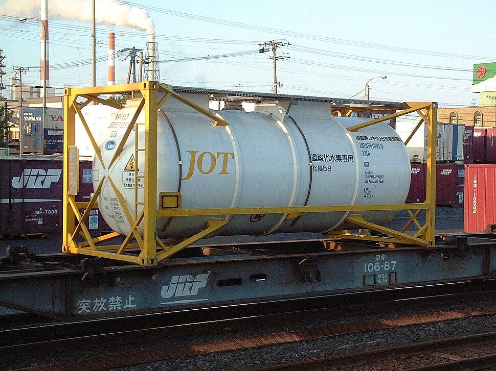 Container JOTU501003 9
