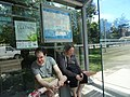 Contrary to their expressions, these two tourists had fun on their excursion, 2015 09 10.JPG - panoramio.jpg