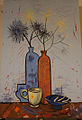 Cool still life with cigarettes and bottles.JPG