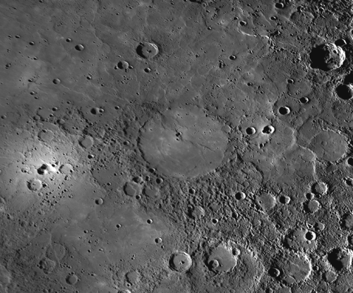 planets moons craters - photo #12