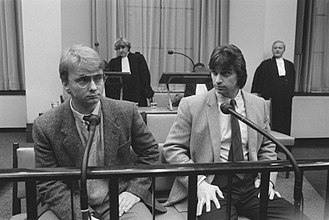 Kidnapping of Freddy Heineken - Cor van Hout and Willem Holleeder in 1987