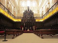 Coro de la Mezquita de Córdoba (España).jpg