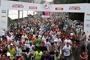 Corrida São Silvestre 2012