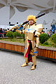 Cosplayer of Gilgamesh, Fate Stay Night in FF25 20150201.jpg