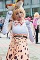 Cosplayer of Serval, Kemono Friends at CWT49 20180812f.jpg