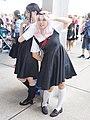 Cosplayers of Kaguya Shinomiya and Chika Fujiwara 20190728a.jpg