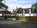 Cottages by The Green, Rampton, Cambs - geograph.org.uk - 175849.jpg