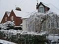 Cottages on Merrow Street - geograph.org.uk - 753357.jpg
