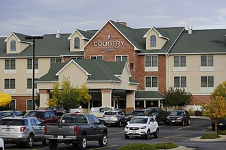 Radisson Hotel Group - Image: Country Inns & Suites by Radisson in Gillette, Wyoming