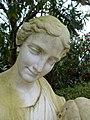 Coutances - Jardin des plantes, La Maternite (detail mere).JPG
