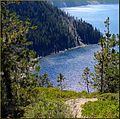 Crater Lake NP, OR, Steel Bay 8-28-13 (9859766766).jpg
