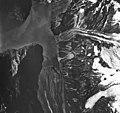 Crillon and Cascade Glaciers, terminus of valley glaciers, August 24, 1963 (GLACIERS 5325).jpg