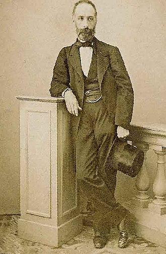 Francesco Crispi - Crispi during his first term as member of the Parliament